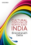 Cover for Cultural Contours of North-East India