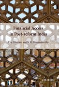 Cover for Financial Access in Post-Reform India