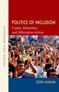Cover for Politics of Inclusion