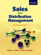 Cover for Sales and Distribution Management, 2e