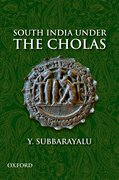 Cover for South India Under the Cholas