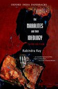 Cover for The Naxalities and Their Ideology, third edition