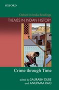 Cover for Crime Through Time