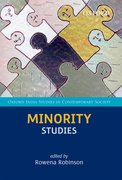 Cover for Minorities Studies in India