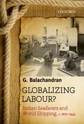 Cover for Globalizing Labour?
