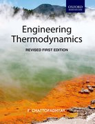 Cover for Engineering Thermodynamics, Revised 1st Edition