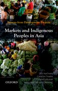 Cover for Markets and Indigenous Peoples in Asia