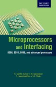 Cover for Microprocessors and Interfacing