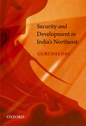Cover for Security and Development in India