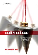 Cover for Advaita