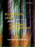 Cover for Ecological Limits and Economic Development