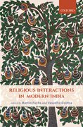 Cover for Religious Interactions in Modern India