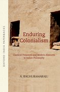 Cover for Enduring Colonialism