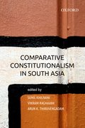 Cover for COMPARATIVE CONSTITUTIONALISM IN SOUTH ASIA
