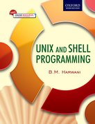 Cover for UNIX & Shell Programming