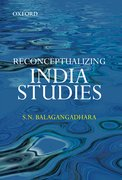 Cover for Reconceptualizing India Studies