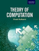 Cover for Theory of Computation