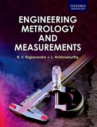 Cover for Engineering Metrology and Measurements