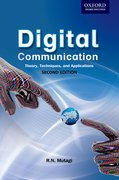 Cover for Digital Communication: Theory, Techniques and Applications (2e)