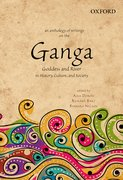 Cover for An Anthology of Writings on the Ganga