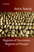 Cover for Regimes of Narcissism, Regimes of Despair