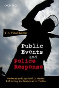 Cover for Public Events and Police Response