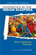 Cover for Diversities in the Indian Diaspora