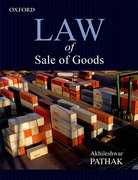 Cover for Law of Sale of Goods