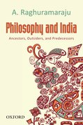 Cover for Philosophy and India
