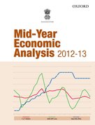 Cover for Mid-Year Economic Analysis 2012-13