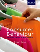 Cover for Consumer Behaviour