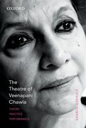 Cover for The Theatre of Veenapani Chawla