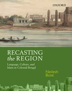 Cover for Recasting the Region