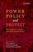Cover for Power, Policy, and Protest
