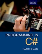 Cover for Programming in C#
