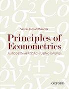 Cover for Principles of Econometrics
