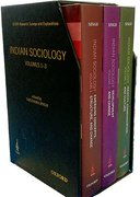 Cover for ICSSR Research Surveys and Explorations: Indian Sociology