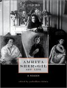 Cover for Amrita Sher-Gil: Art and Life