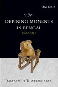 Cover for The Defining Moments in Bengal