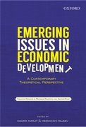Cover for Emerging Issues in Economic Development