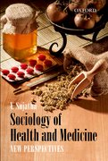 Cover for Sociology of Health and Medicine