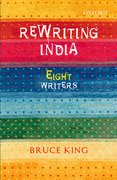 Cover for Rewriting India