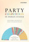 Cover for Party Competition in Indian States