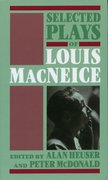 Cover for Selected Plays of Louis MacNeice