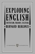 Cover for Exploding English