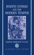 Cover for Joseph Conrad and the Modern Temper