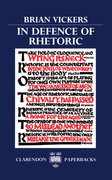 Cover for In Defence of Rhetoric
