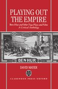 Cover for Playing Out the Empire