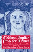Cover for Medieval English Prose for Women