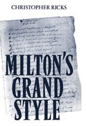 Cover for Milton